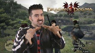 Dragon's Dogma Angry Review