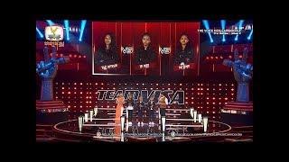 ណាណា & កញ្ញា & មុត - បេះដូង ១០០ (The Battles Week 2 | The Voice Kids Cambodia Season 2)