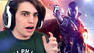 Battlefield 1 Trailer REACTION! | NEW BATTLEFIELD!