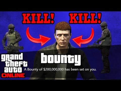 If there was no bounty limit in GTA Online! (Part 2)