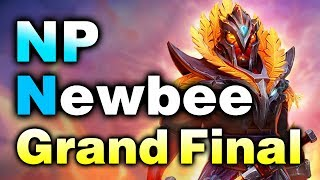 NP vs NEWBEE - GRAND FINAL - ZOTAC CUP MASTERS DOTA 2