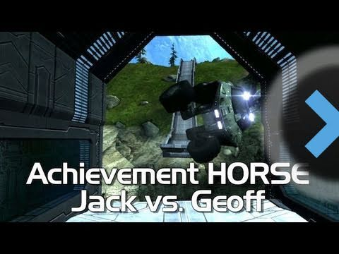Halo: Reach - Achievement HORSE