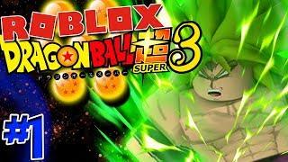 A DBS GAME'S THIRD MASTERPIECE! | Roblox: Dragon Ball Super 3 (Open Beta) - Episode 1
