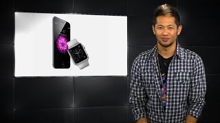 Apple Byte  The iPhone 6 nails it. The Apple Watch...Not so much.
