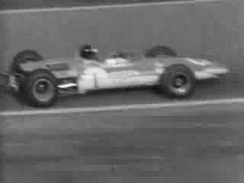 Jim Clark's fatal accident.
