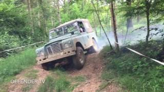 Land Rover Series offroad - Only Land - Normandie May 2017