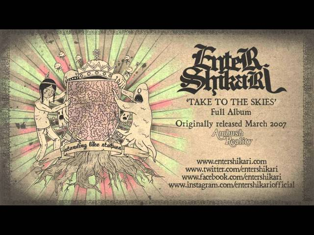 Enter Shikari - Stand Your Ground; This is Ancient Land