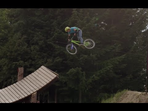 Red Bull Joyride 2012 Canada Recap
