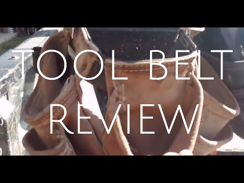 Tool Belt Review