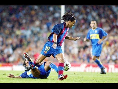 FC Barcelona goals in Gamper Trophy (1990-2014)