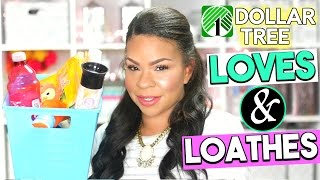 DOLLAR TREE LOVES & LOATHES   DOLLAR STORE PRODUCT REVIEWS OCTOBER 2016   Sensational Finds