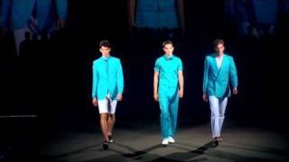 OZWALD BOATENG S/S 2011 FASHION SHOW - VIDEO BY XXXX MAGAZINE
