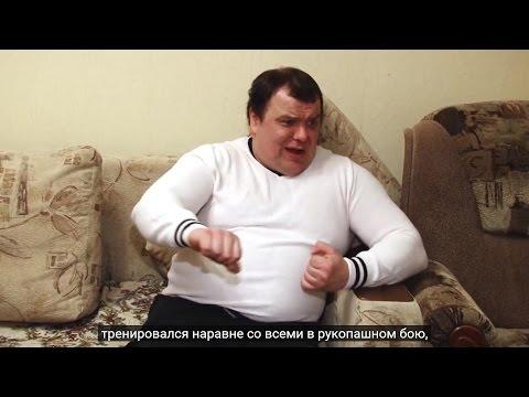 Интервью с глухим десантником.  С субтитрами