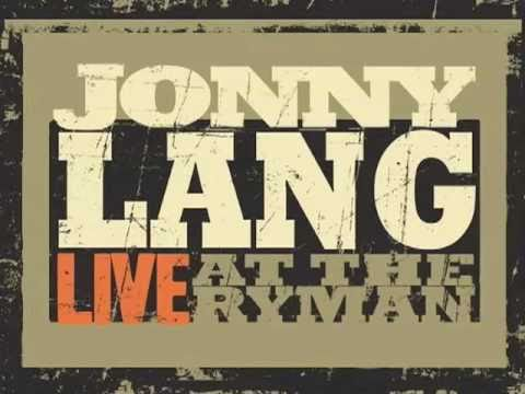 Johnny Lang - Bump In The Road