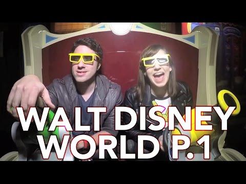 Walt Disney World Vacation! p.1