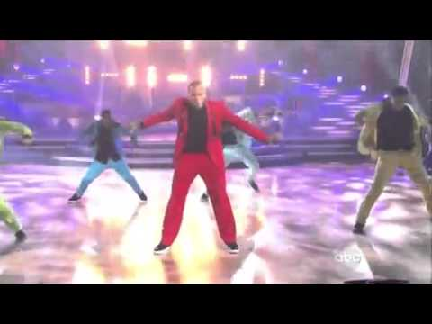 Chris Brown - Yeah 3x At Dwts Results video