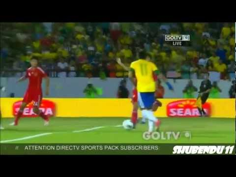 NEYMAR SKILLS 2012 || AFTER OLYMPICS ||BY MTSC 100  || 720 HD