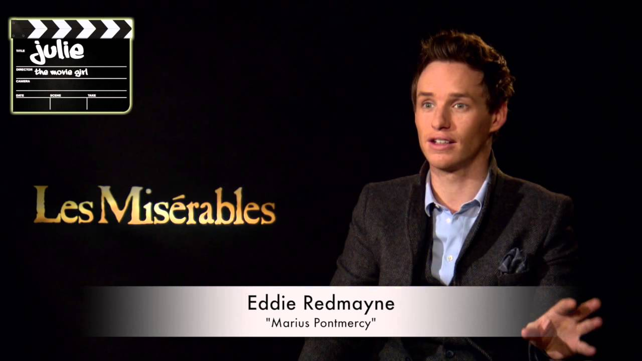 Les Misérables Interview Tom