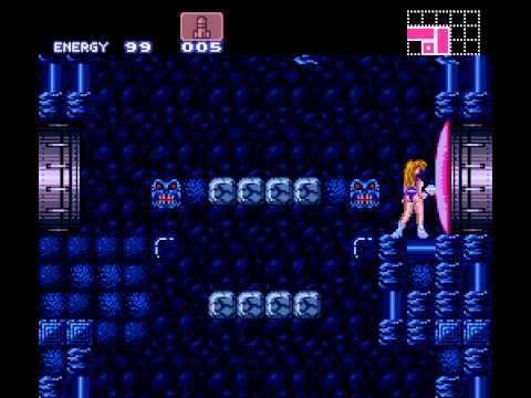 Super Metroid Justin Bailey - Vizzed.com Play - User video