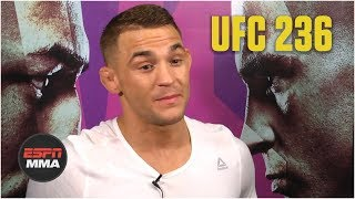 Dustin Poirier coming to take Max Holloway out | UFC 236 | ESPN MMA