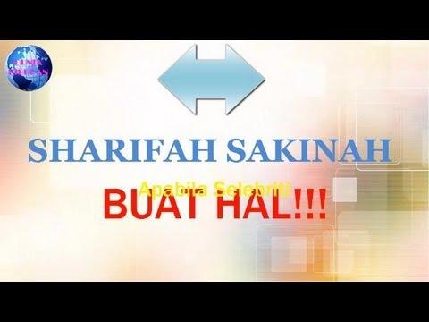 Kronologi Video Lucah Sharifah Sakinah