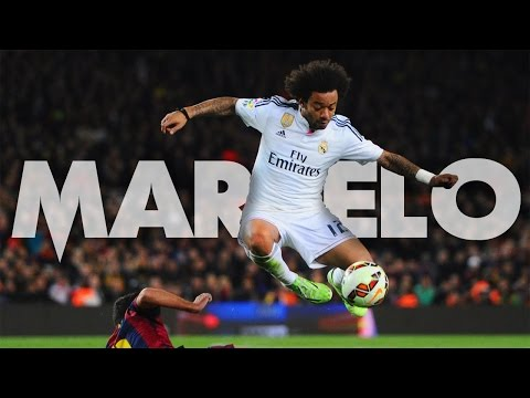 Marcelo Vieira Best Craziest Skills, Goals and Dribbling  Real Madrid 2016