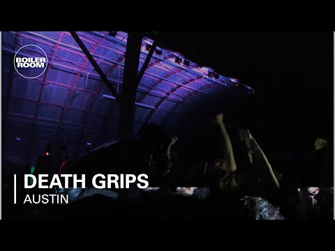 Death Grips Boiler Room x Ray-Ban LIVE Show at SXSW Warehouse Broadcast