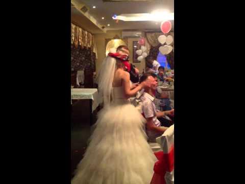 Конкурс для невесты. Свадьба Ермолаева