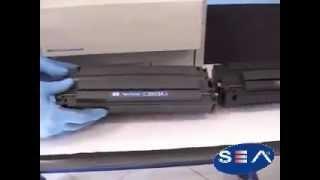 011a C3903A stampante