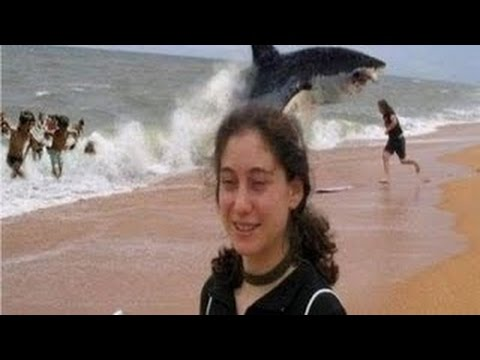 Top 5 Shark Attack Beaches - YouTube