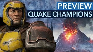 QUAKE CHAMPIONS - Nicht nur noch ein Hero-Shooter!