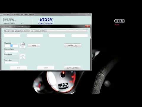 Auto Locking, Signals and Chirps VCDS