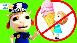 Johnny Police Song | Dolly Dolly Yes Police | Nursery rhymes & Songs