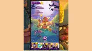 Bubble WItch 2 Saga Level 32 ~ Howto get more stardust ~ Visit Friends!!!