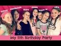My 11th Birthday Party Bonfire Sleepover mp3