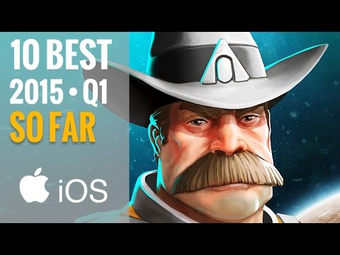 Top 10 Best iPhone & iPad Games of 2015 So Far (1st Quarter)