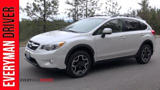 2013 Subaru XV Crosstrek | New Crossover SUV Review | on Everyman Driver