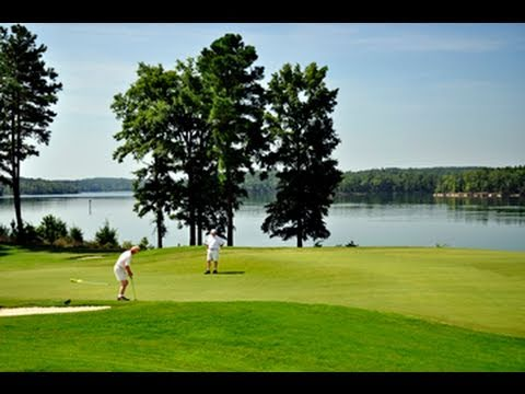 Arrowhead Pointe Golf Course at Lake Richard B. Russell State Park in Georgia