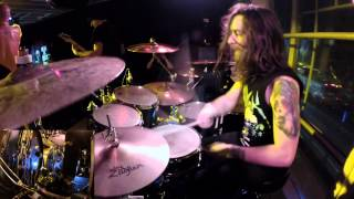 WRETCHED Marshall Wieczorek - Cranial Infestation (Drum-Cam)