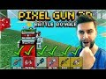YOU MUST PICK UP A WEAPON FOR EVERY CATEGORY BATTLE ROYALE CHALLENGE!   Pixel Gun 3D