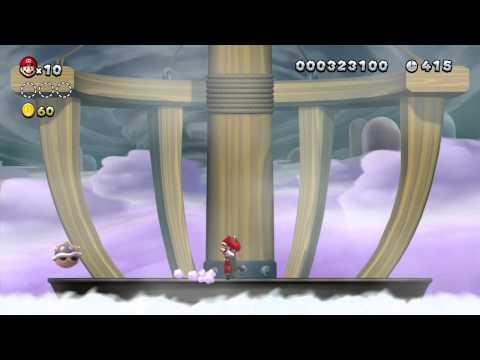 New Super Mario Bros. U Any% World Record Speed Run (39:32)