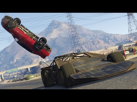 GTA Ramped Up CEO Work $40,000 with Oppressor