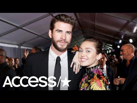 Miley Cyrus & Liam Hemsworth Shut Down Breakup Rumors With Hilarious Video