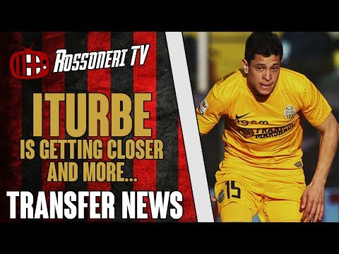 Iturbe is getting closer and more... | AC Milan Transfer News | (23/06/14)