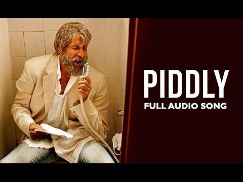Piddly Si Baatein (Full Audio Song) | SHAMITABH | Amitabh Bachchan, Dhanush & Akshara Haasan