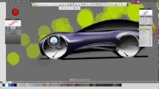 Tutorial Autodesk SketchBook Pro