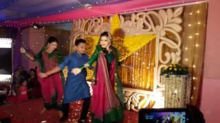 chittagong gaye holud dance part 2