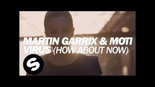Клип Martin Garrix - Virus (How About Now) ft. MOTi