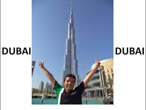 UN ARGENTINO EN DUBAI, LA CIUDAD DEL FUTURO.