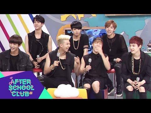 After School Club Ep95 Guest : BTS 애프터스쿨클럽 95회